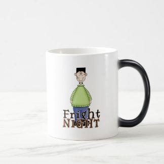 Frankenstein Fright Night Halloween Coffee Mug