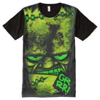 FRANKENSTEIN GRRR All-Over PRINT T-Shirt