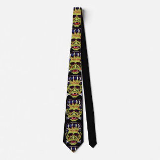 Frankenstein Halloween Mask Neck Tie