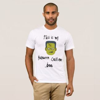 Frankenstein Halloween Shirt