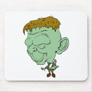 Frankenstein Homeboy Mouse Pad