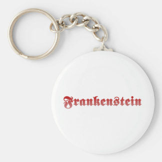 Frankenstein Key Ring
