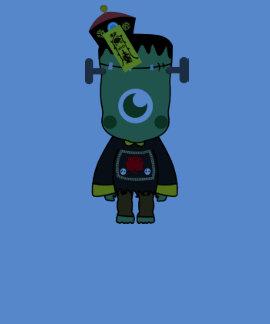 《Frankenstein》kuroi-T Design T-Shirt