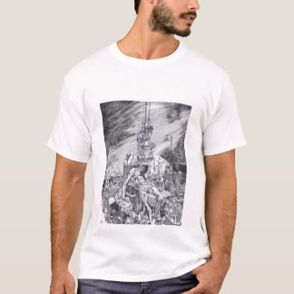 Frankenstein Laboratory Shirts
