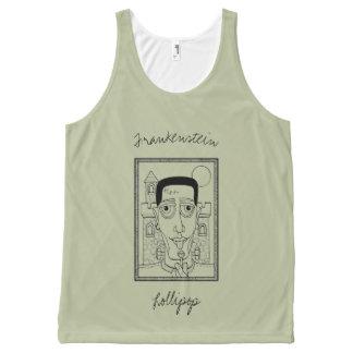 Frankenstein Lollipop All-Over Print Tank Top