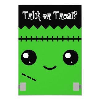 Frankenstein Monster Card