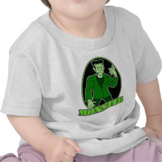 Frankenstein monster shirt