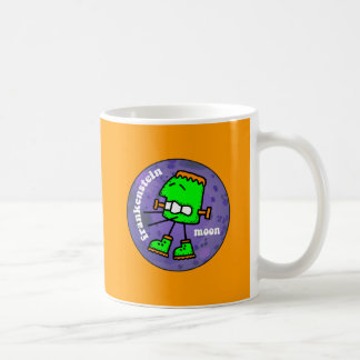 frankenstein moon coffee mugs