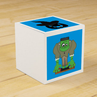 Frankenstein Moster Gift Box Party Favour Box