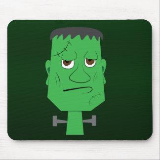 Frankenstein Mousepad in Green