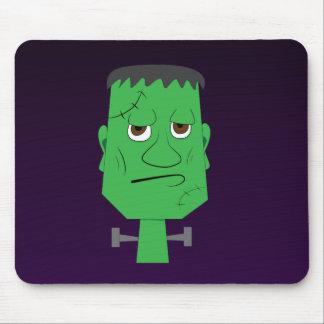 Frankenstein Mousepad in Purple
