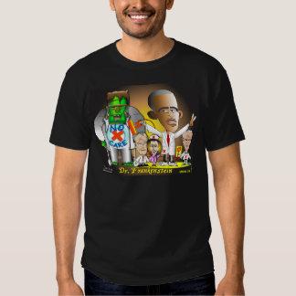 Frankenstein No Care T Shirts