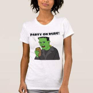 FRANKENSTEIN party Shirts