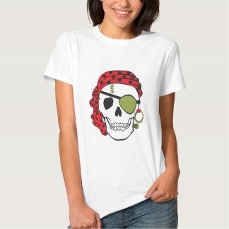 Frankenstein Pirate Skull Shirts