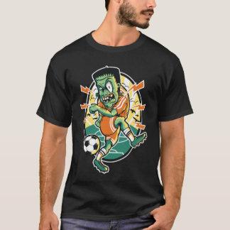 Frankenstein playing soccer T-Shirt