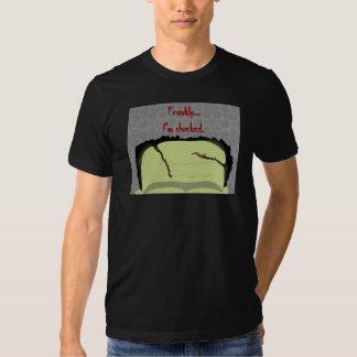 Frankenstein Pun Halloween Shirt