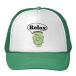 Frankenstein Relax Trucker Hat