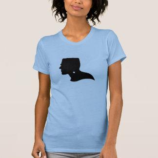 Frankenstein Silhouette T Shirts
