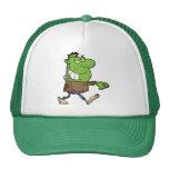 Frankenstein Trucker Hat Hat