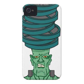 Frankenstein under weights Case-Mate iPhone 4 case