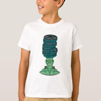 Frankenstein under weights T-Shirt