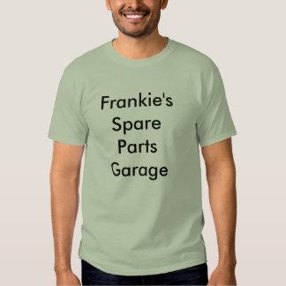 Frankenstein's Garage Tshirt