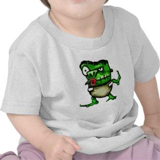 frankensteins  lab t shirts