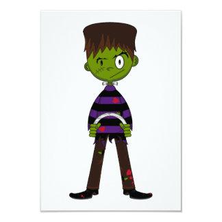 Frankensteins Monster RSVP Card