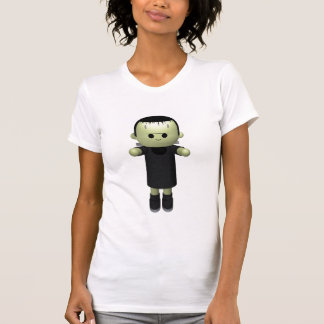 Frankensteins monster tee shirt