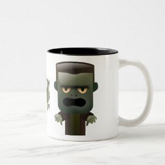 Frankenstein's Zombie Mood Mug