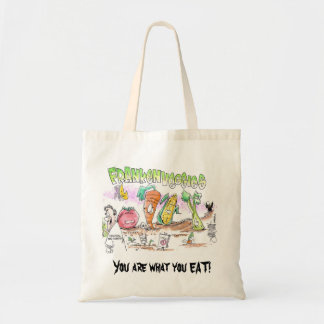 FrankenVeggies Monsanto Eco Bag