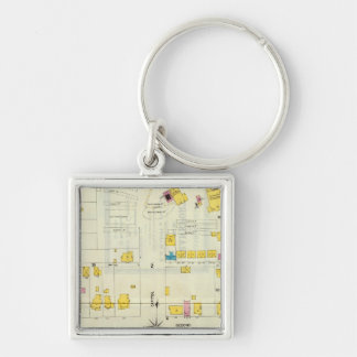 Frankfort, Kentucky 13 Key Ring