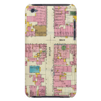 Frankfort, Kentucky 2 Barely There iPod Cover