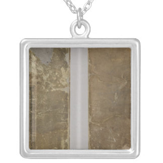 Frankfort, Kentucky insurance maps Silver Plated Necklace