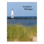 Frankfort Michigan Post Cards