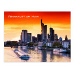 Frankfurt 001D Post Card