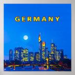 Frankfurt 003M Print