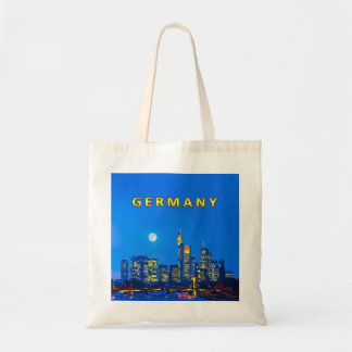 Frankfurt 003M Budget Tote Bag