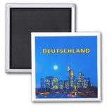 Frankfurt 003N Fridge Magnet