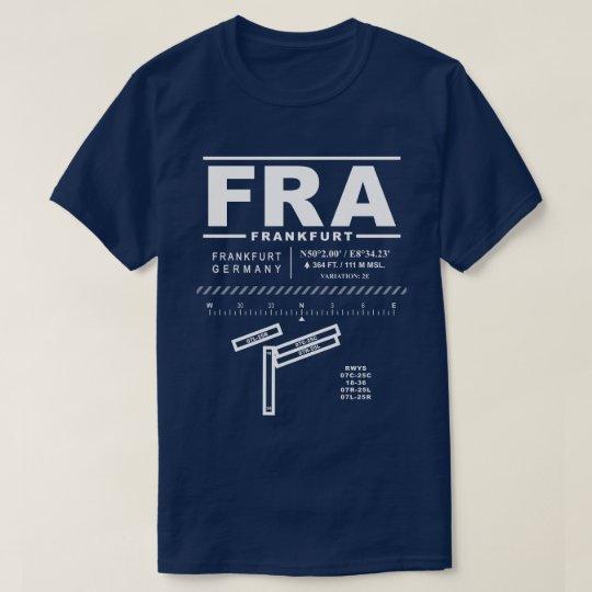 Frankfurt Airport FRA T-Shirt