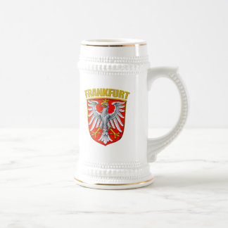 Frankfurt am Main 18 Oz Beer Stein