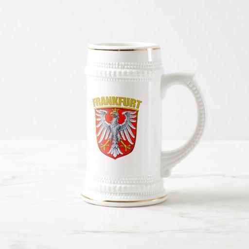 Frankfurt am Main Coffee Mug