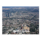 Frankfurt Germany From the Sky Postcard