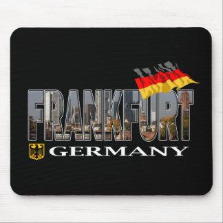 Frankfurt Germany Mouse Pad