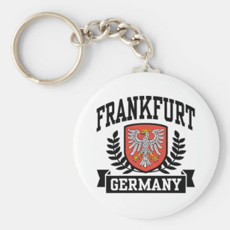 Frankfurt Key Ring