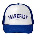 Frankfurt Trucker Hats