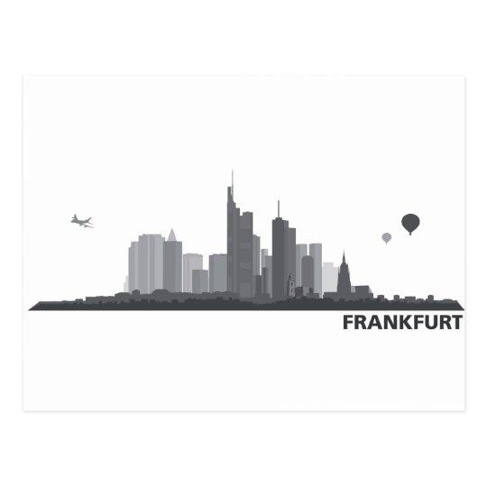 Frankfurter Geschenkideen Postcard