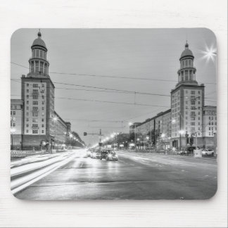Frankfurter Tor in Berlin, Germany Mouse Pad