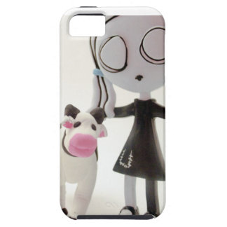 Frankie and Eve L. iPhone 5 Case