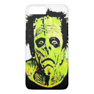 Frankies Bad Hair Day iPhone 7 Plus Case
